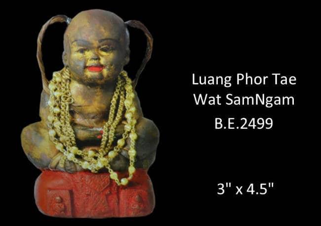 """""""Bùa"""" Kumanthong của Thái Lan nuôi để hút tài lộc có nên không?"""
