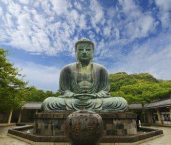 tượng phật a di đà ở kamakura nhật bản