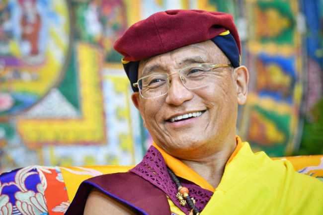 tiểu sử đức pháp vương Gyalwang Drukpa