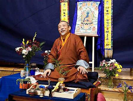 Ngài Zasep Tulku Rinpoche giảng về Đức Phật Dược Sư