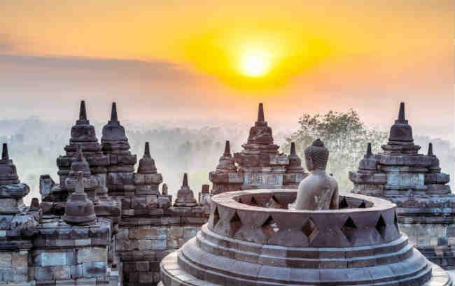 những ngôi đền phật giáo đẹp nhất thế giới