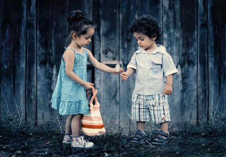 tình yêu thật sự là tình yêu không có toan tính nào trong đó