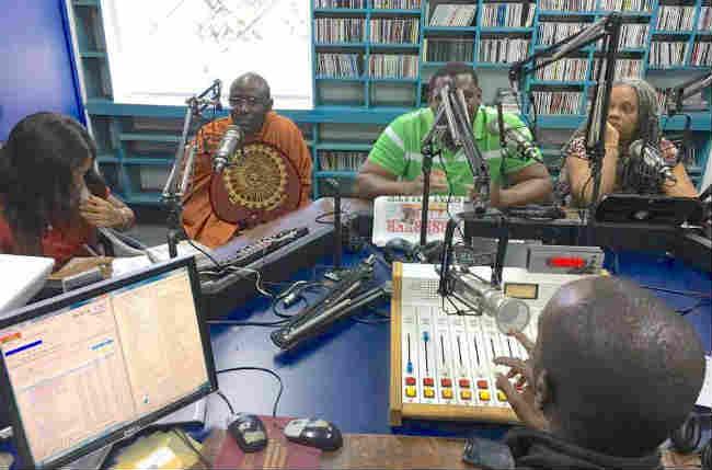 Tu Sĩ Phật giáo Uganda Đề Nghị Thiền Định Như Thuốc giải Độc Cho Tội Phạm Ở Jamaica