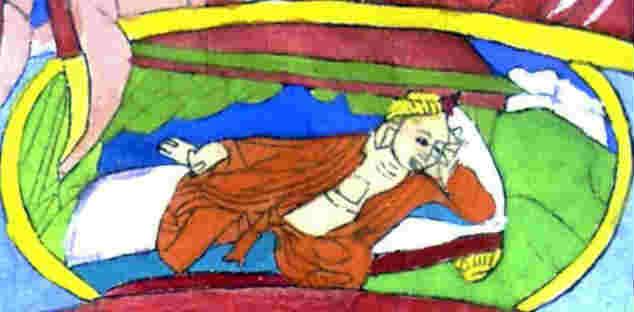 liên kết thứ 11 trong học thuyết mười hai nhân duyên của đạo phật