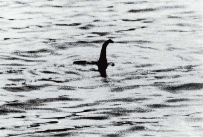 bức ảnh nổi tiếng nhất của quái vật hồ loch ness