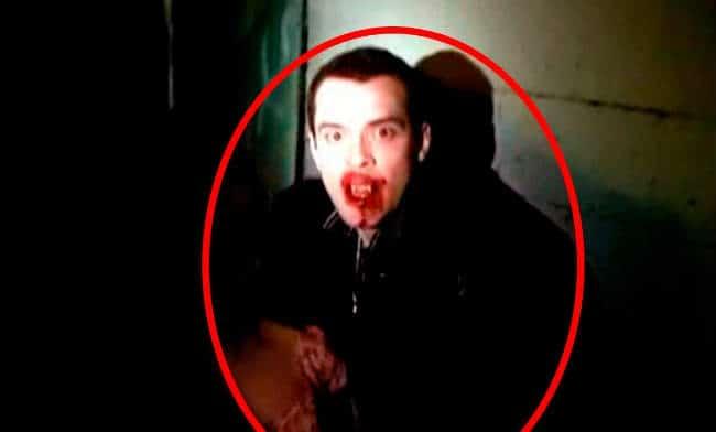 ma cà rồng chuyên đi hút máu người vào ban đêm