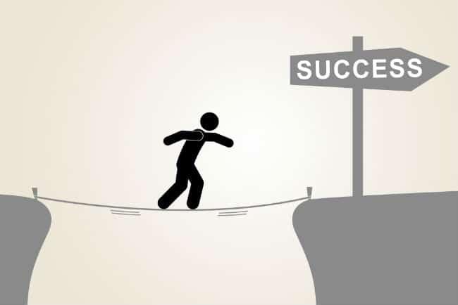 suy ngẫm về thành công và thất bại trong cuộc sống