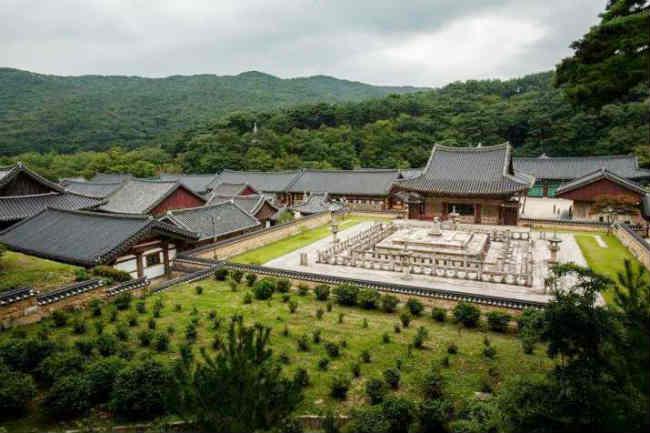 7 ngôi chùa phật giáo ở hàn quốc được unesco công nhận di sản thế giới