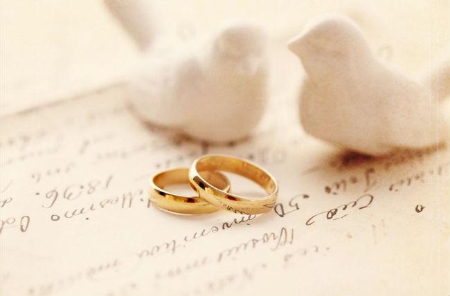 ý nghĩa của nhẫn cưới theo quan điểm phật giáo