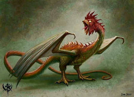 Basilisk là sinh vật nửa chim nửa rắn trong thần thoại châu âu