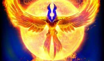 Phượng Hoàng Lửa là một con chim lửa thần thoại có khả năng chết đi sống lại