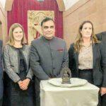 Tượng Phật Bằng Đồng Thế Kỷ 12 Bị Đánh Cắp Sắp Trở Về Ấn Độ