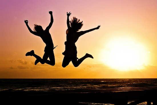 hạnh phúc đích thực đến từ bên trong