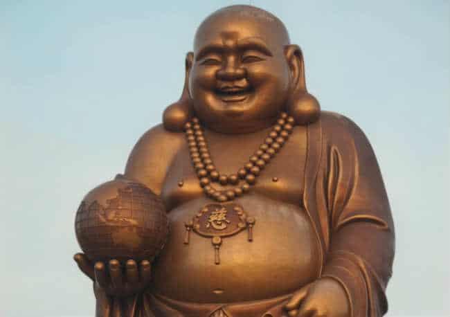 thần chú Phật Di Lặc mang lại tài lộc và may mắn