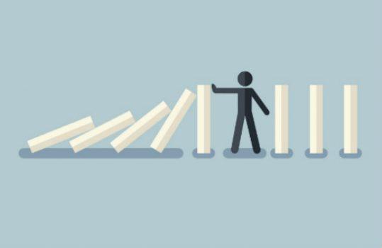 hiệu ứng domino ảnh hưởng đến cuộc sống như thế nào