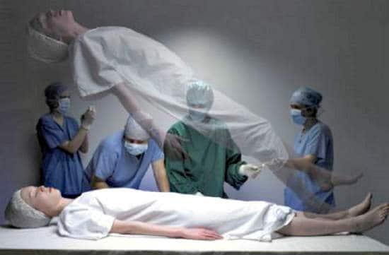 hồn lìa khỏi xác là một hiện tượng thường thấy trong trải nghiệm cận tử