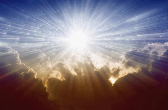 những người sắp chết tin rằng họ đã thấy thiên đàng với ánh sáng mạnh mẽ