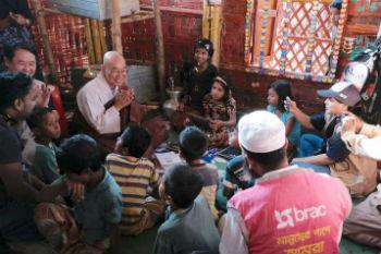 Phật giáo Hàn Quốc tặng 100.000 bếp gas cho người Hồi giáo Rohingya 2