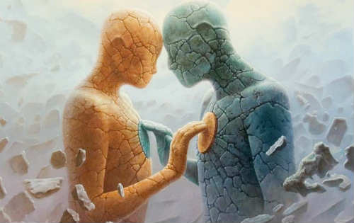 để thực hành buông bỏ bạn phải yêu thương trọn vẹn hơn