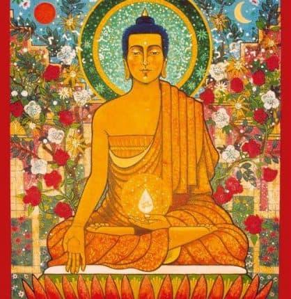 hình tượng Phật Bảo Sinh