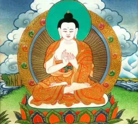 hình tượng Phật Đại Nhật