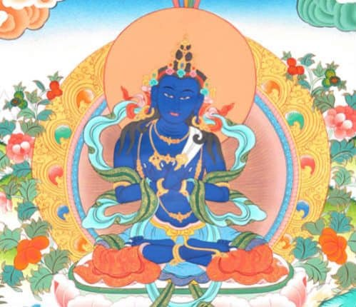 hình tượng Phật Kim Cương Trì