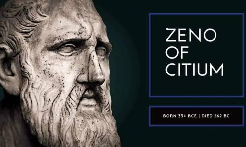 Chủ nghĩa khắc kỷ được Zeno xứ Citium thành lập ở Athens, Hy Lạp vào khoảng năm 300 trước Công nguyên..